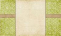 3columnornategreenwithribbon