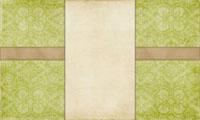 ornategreenwithribbon