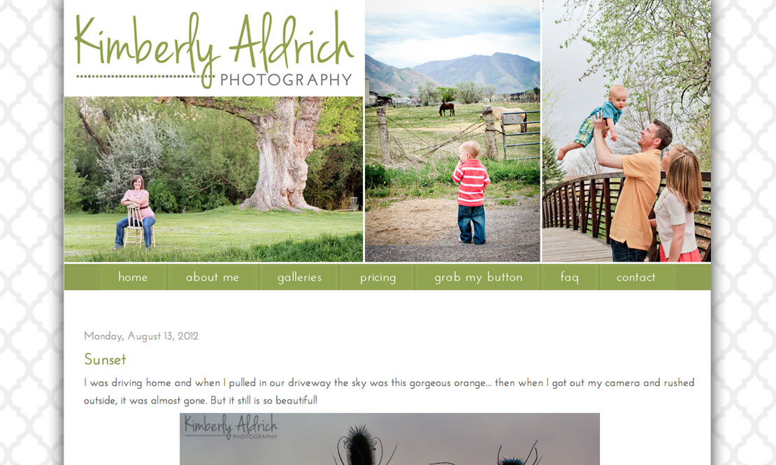 Kimberly Aldrich Photography