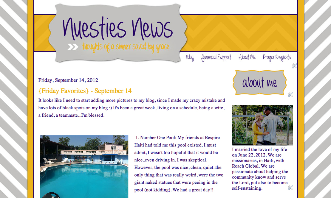 Nuesties News
